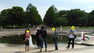 イベント写真(公園散策)