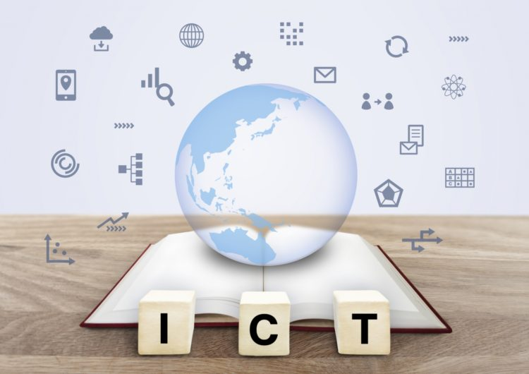 ICTの写真